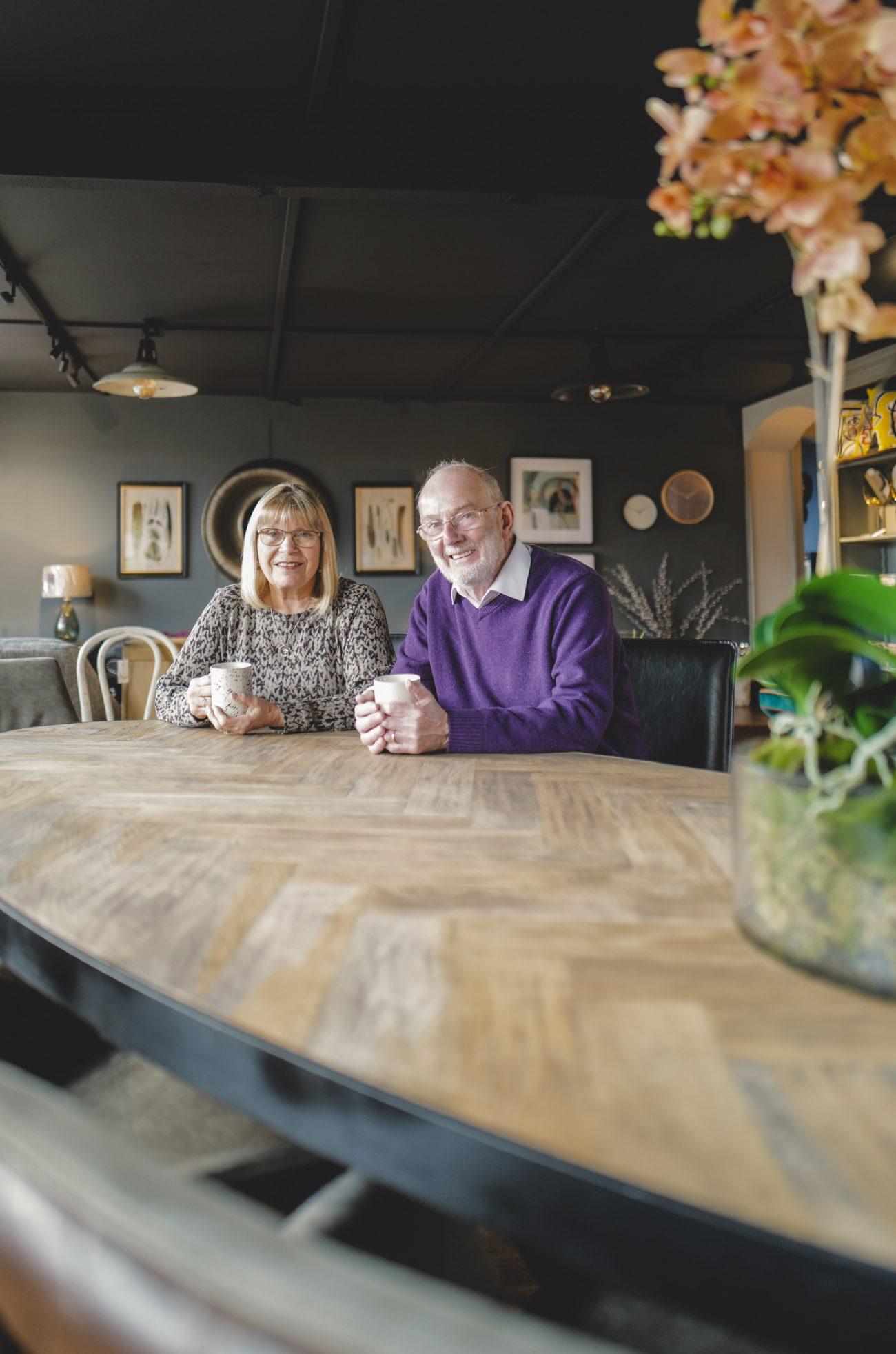 Linda & Vernon Wragg