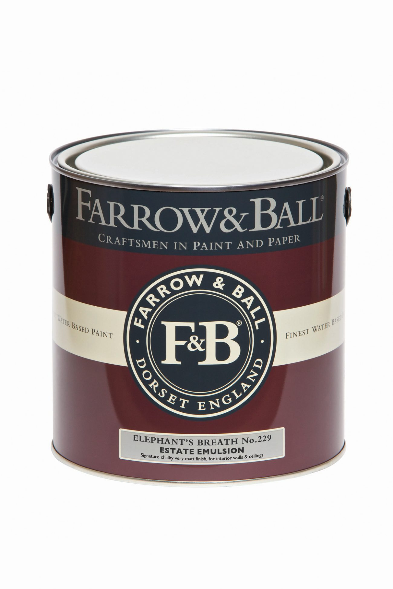 FARROW & BALL PAINT FINISHES